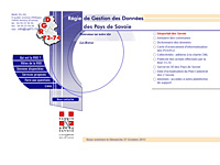 internet web agence - Site internet RGD 73-74