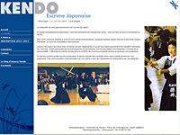 internet web agence - Annecy Kendo